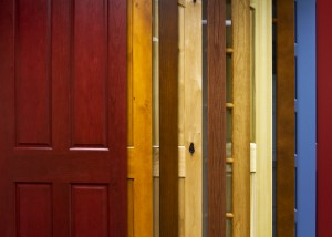 adding paint finishes to your doors c home c