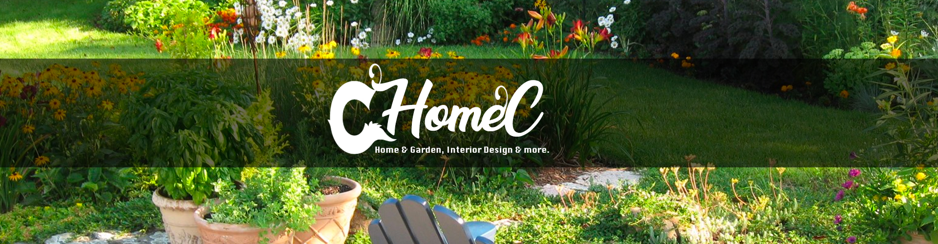A Home Garden Design Can Be A Challenge